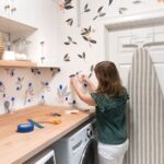 Diseña superficies para tu cuarto de lavado