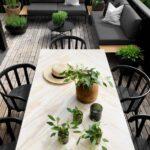 Elementos decorativos para terrazas