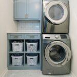 Ideas para decorar un cuarto de lavado pequeño