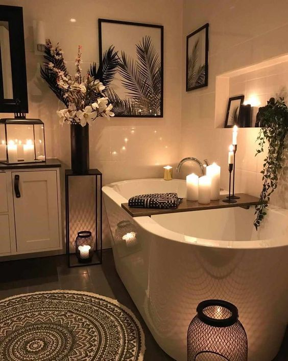 Iluminación para baños