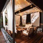 Ideas de toldos modernos para terrazas