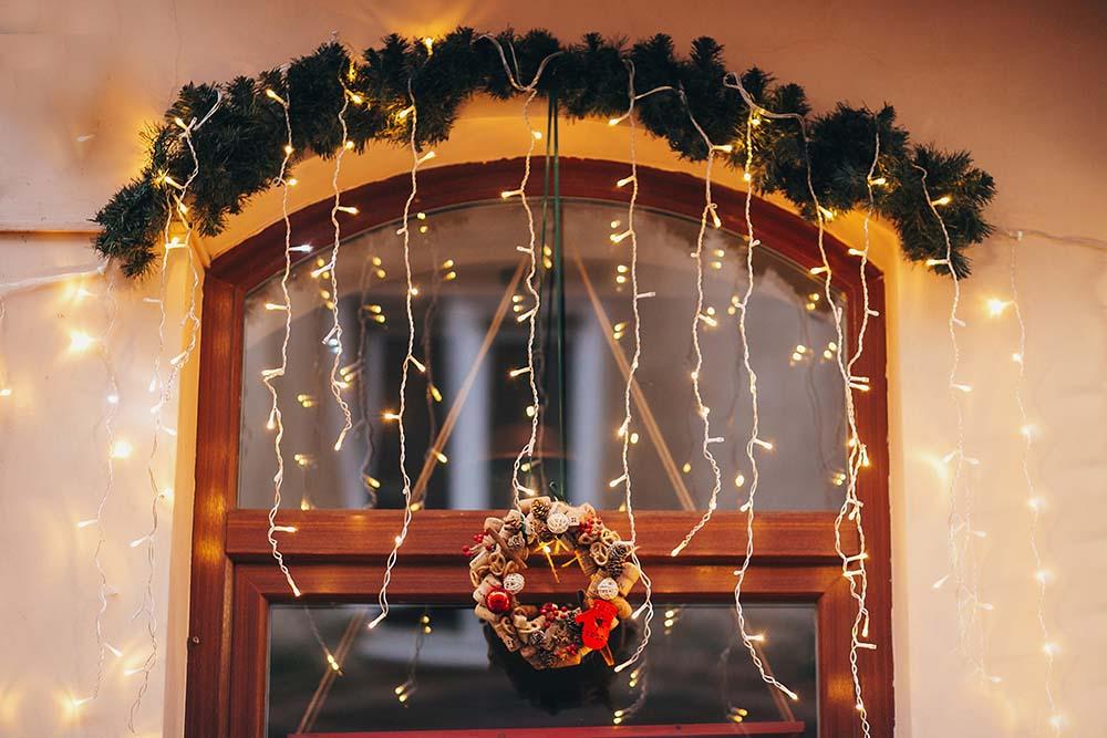 Accesorios decorativos navideños