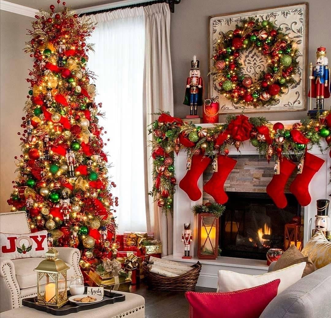Técnicas para mejorar la decoración de Navidad