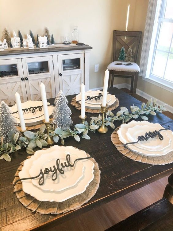 Detalles personalizados en navidad