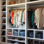 Closets modernos y elegantes