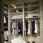 Diseños de closets modernos y elegantes de madera