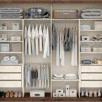 Opciones de closets para cuartos pequeños
