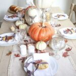 Centros de mesa para otoño