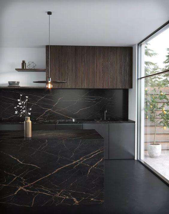 Cocinas diseñadas en madera